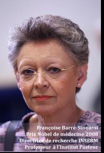 Barré Sinoussi Blog